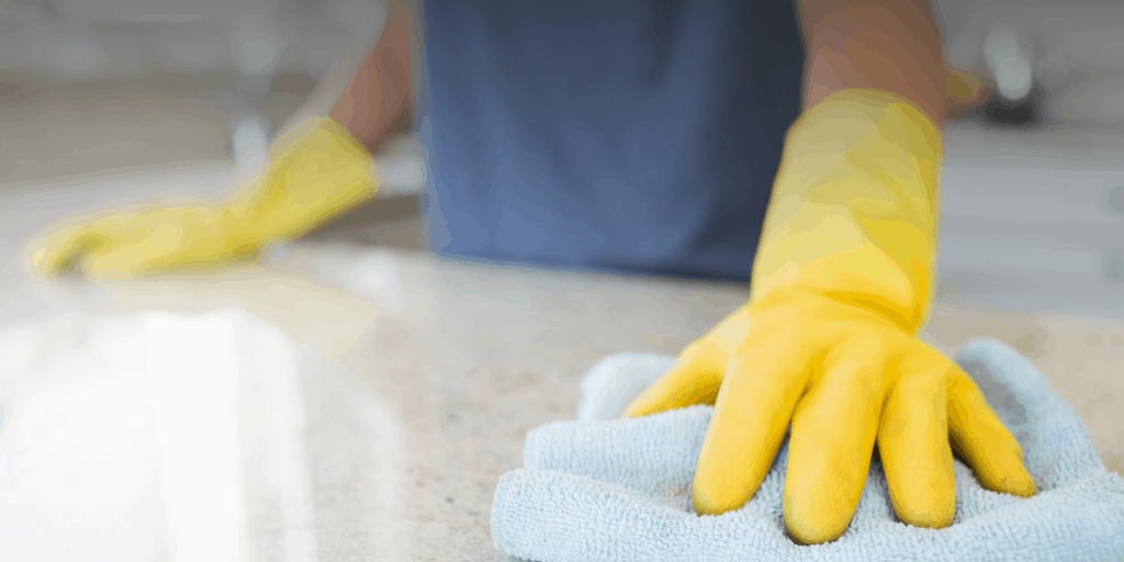 Ng cleaning services-Cleaning Surface